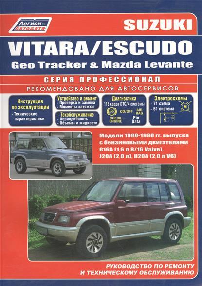 Suzuki Vitara / Escudo 1988-1998