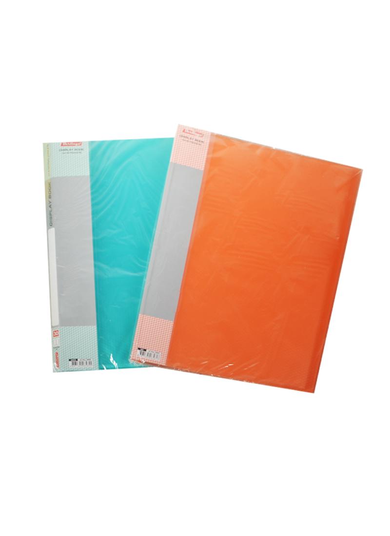 Папка 30 файлов А4 пластик 0,7мм