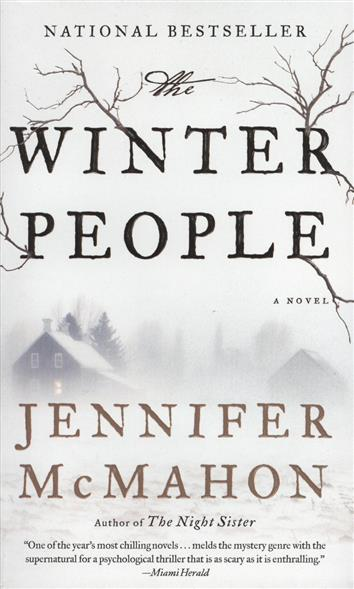 McMahon J. The Winter People. A novel weir a the martian a novel
