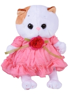 Мягкая игрушка Ли-Ли BABY в платье с вязаным цветочком (20 см)