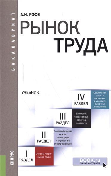 Рофе А. Рынок труда. Учебник