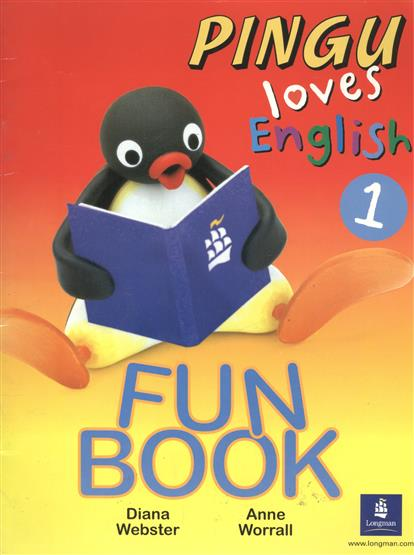 Pingu loves Eng 1 Fun Book