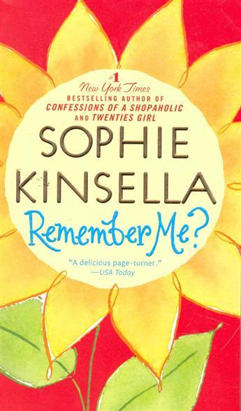 Kinsella S. Remember Me kinsella s mini shopaholic