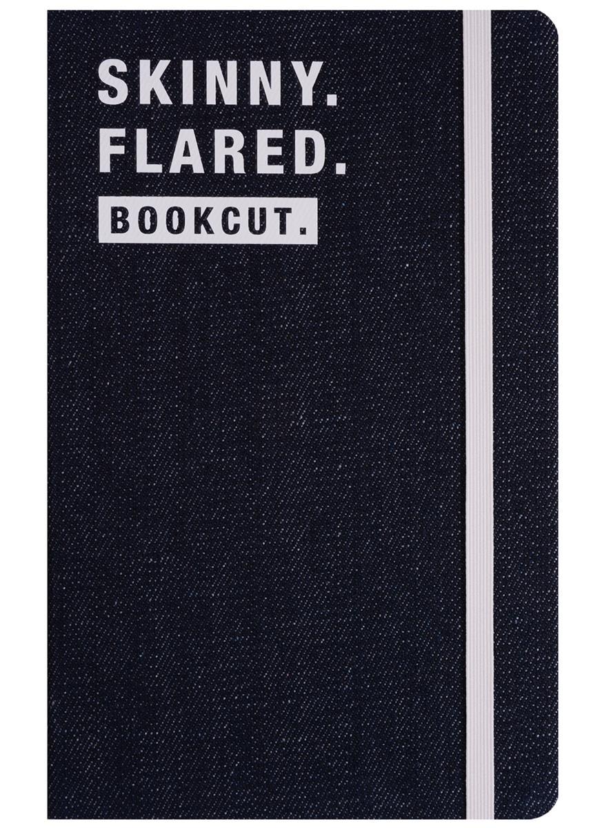 """Книга для записей А5 120 листов линейка """"Skinny Large"""""""