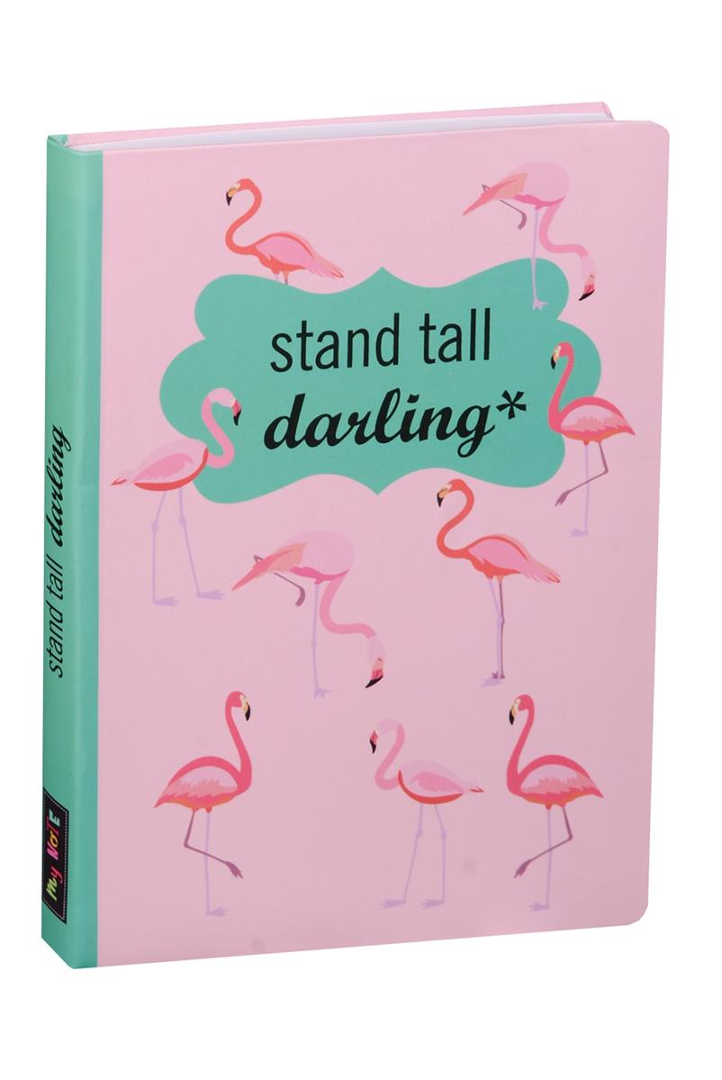 Блокнот Stand tall darling