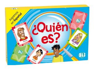 Games: [A1-A2]: Quien Es? vocabulario elemental a1 a2 2cd