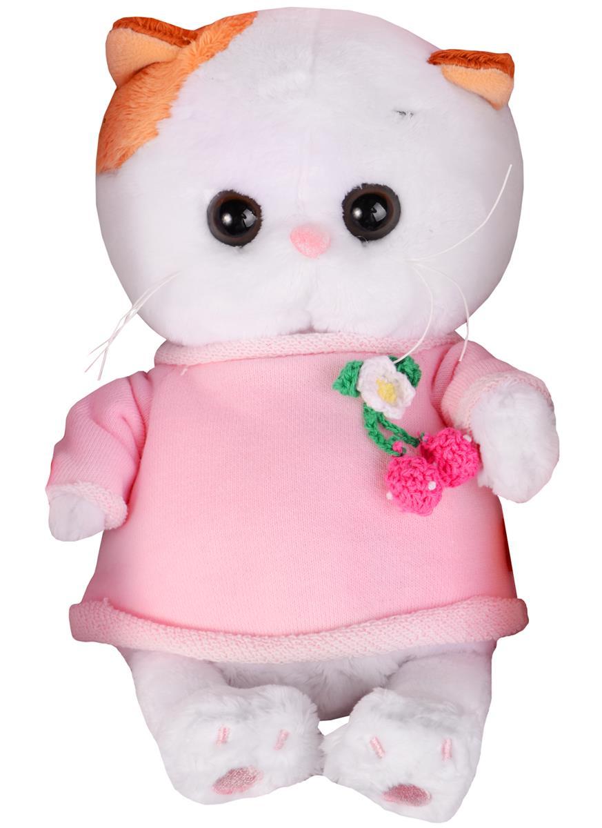 Мягкая игрушка Ли-Ли BABY в толстовке (20 см)