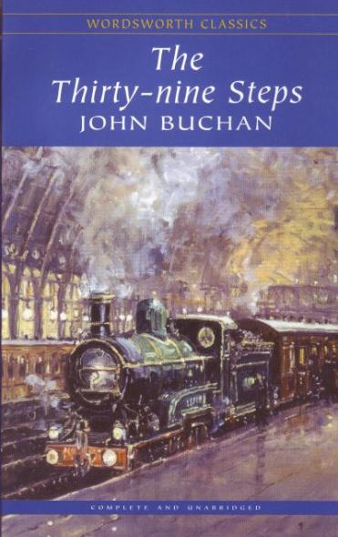 Buchan J. The Thirty-nine Steps john buchan the thirty nine steps level 3 2 cd