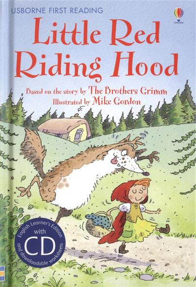 Brothers Grimm Little Red Riding Hood who were the brothers grimm