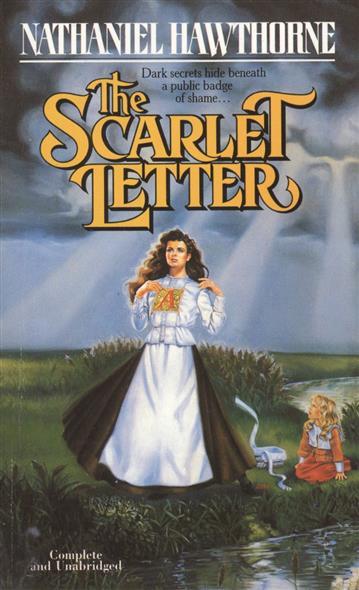 Hawthorne N. The Scarlet Letter the scarlet letter