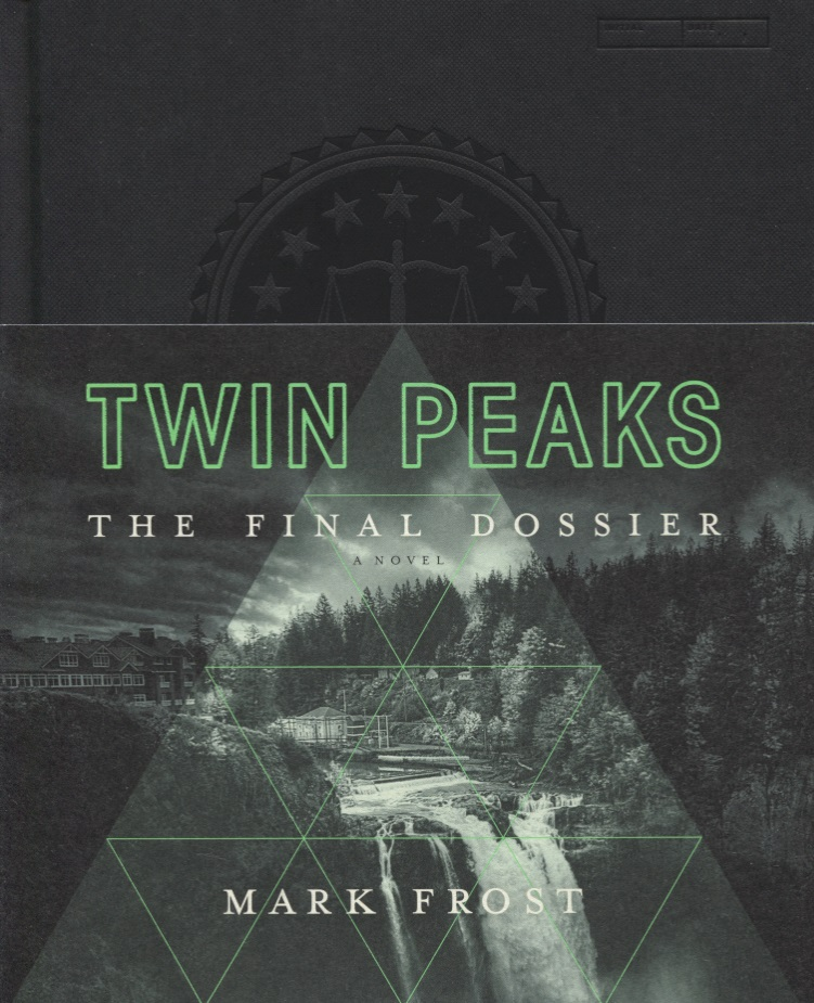 Frost M. Twin Peaks: The Final Dossier frost frost falling satellites 2 lp cd