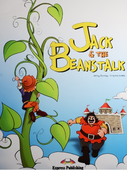 Dooley J., Evans V. Jack & the Beanstalk. Story Book (+CD) the sweet action the ultimate story cd