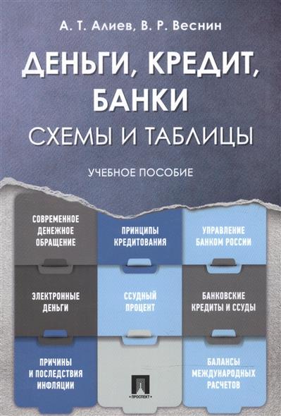 Алиев А., Веснин В. Деньги, кредит, банки. Схемы и таблицы. Учебное пособие