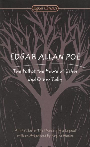 the influence of edgar allan poes life on his fall of house of usher