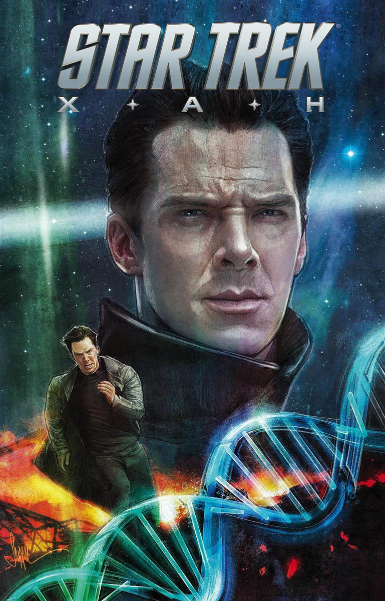 Джонсон М. Star Trek: Хан ISBN: 9785040890897