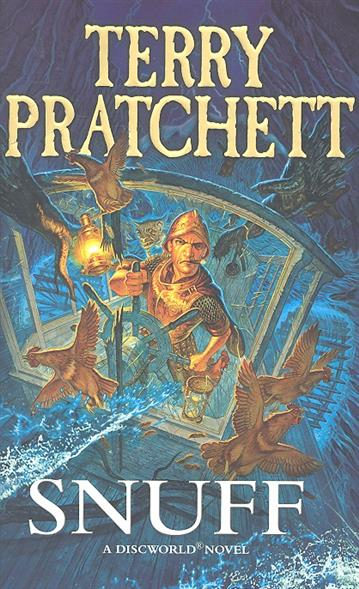 Pratchett T. Snuff pratchett t dragons at crumbling castle and other stories