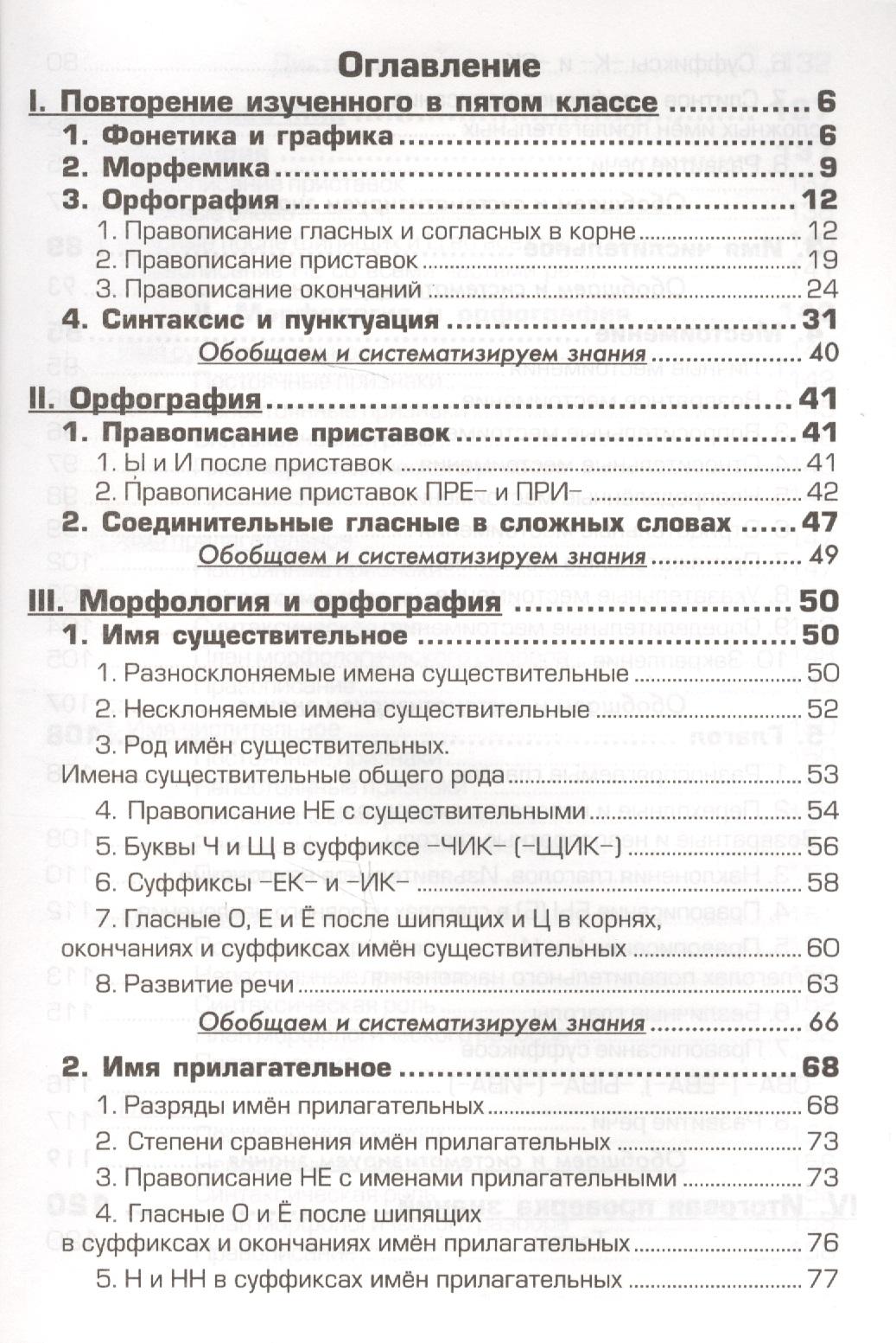 решебник русский язык шклярова 4 класс