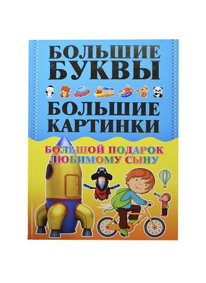 Первая книга мальчика. Большой подарок любимому сыну