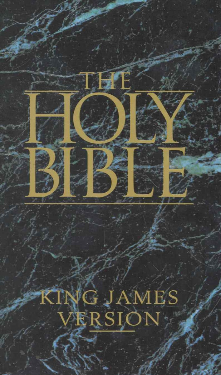 The Holy Bible the meat cake bible