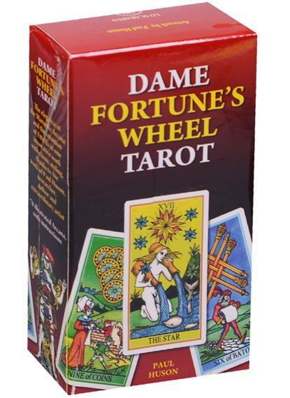 Huson P. Dame Fortune`s Wheel Tarot / Таро Дама удачи