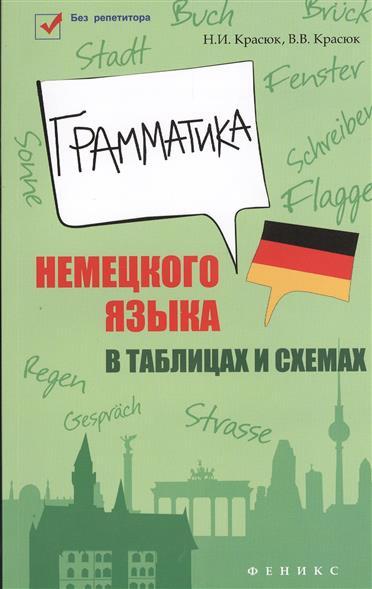 Грамматика немецкого языка в таблицах и схемах