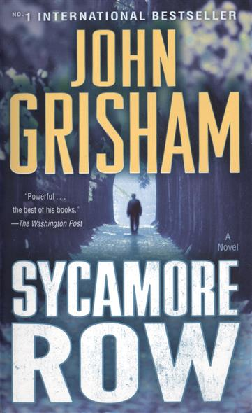 Grisham J. Sycamore Row секатор grinda универсальный 185мм 8 423031 z01