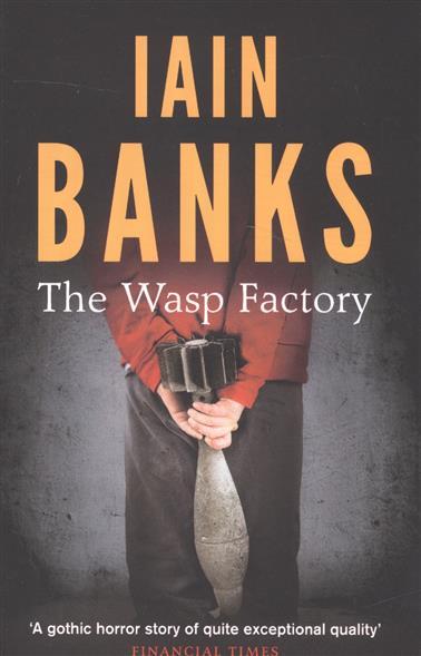 Banks I. The Wasp Factory banks banks goddess
