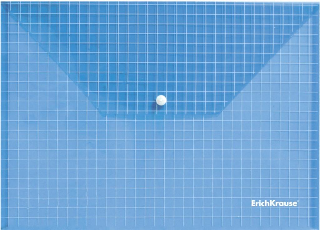 "Папка-конверт на кнопке ""ENVELOPE"", А4,  Erich Krause"