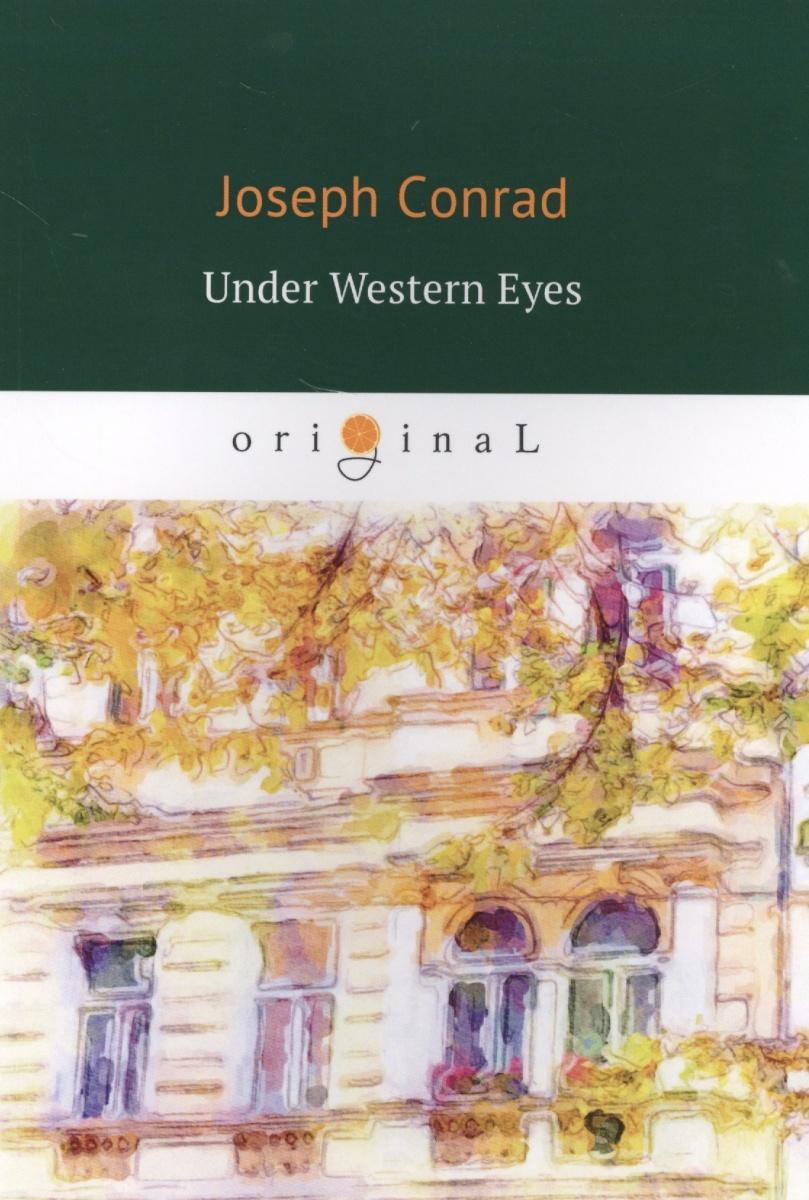 Conrad J. Under Western Eyes торшер markslojd conrad 106324