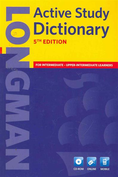 Active Study Dictionary cobuild intermediate learner's dictionary