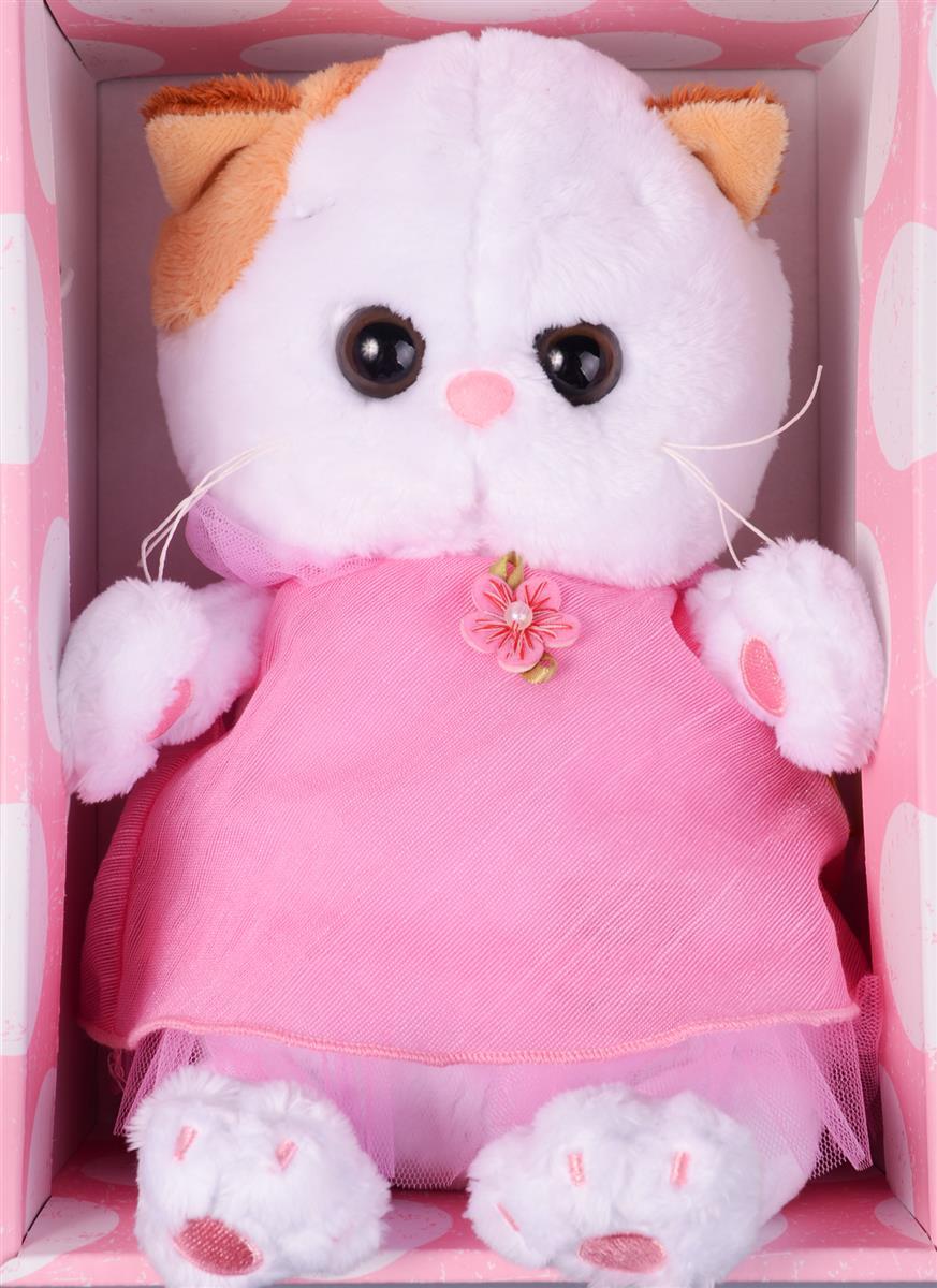 Мягкая игрушка Ли-Ли BABY в розовом платье (20 см)