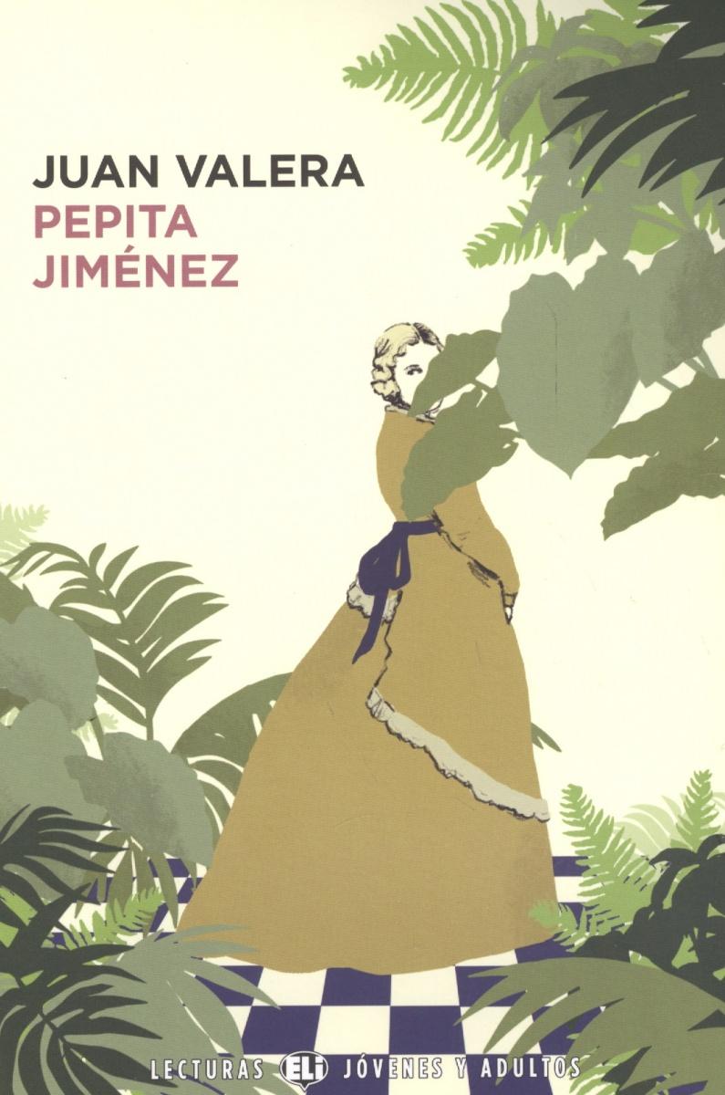 Valera J. Pepita Jimenez Nivel 3 (+CD) nuevo ele avanzado cuaderno de ejercicios