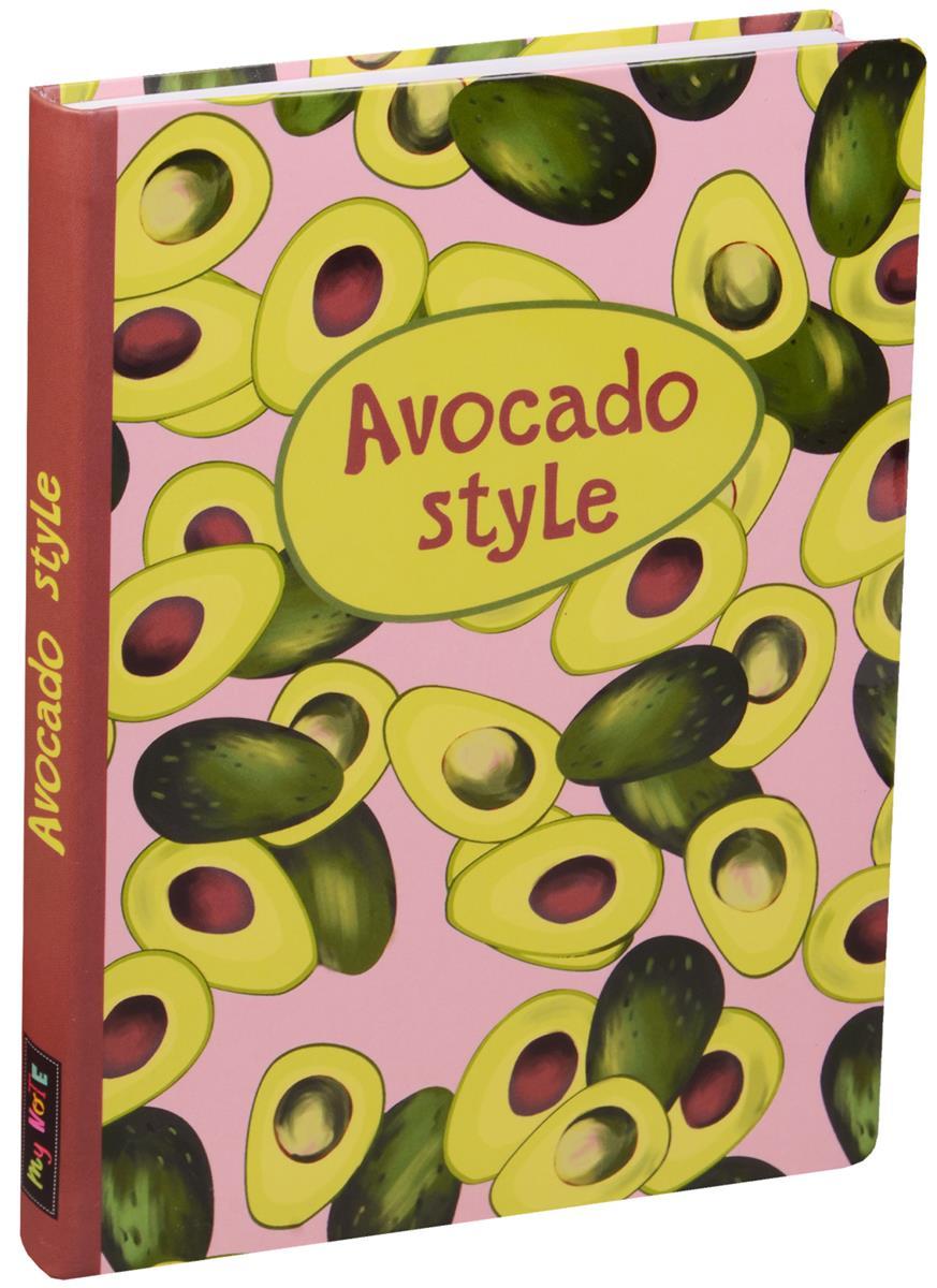Блокнот Avocado style