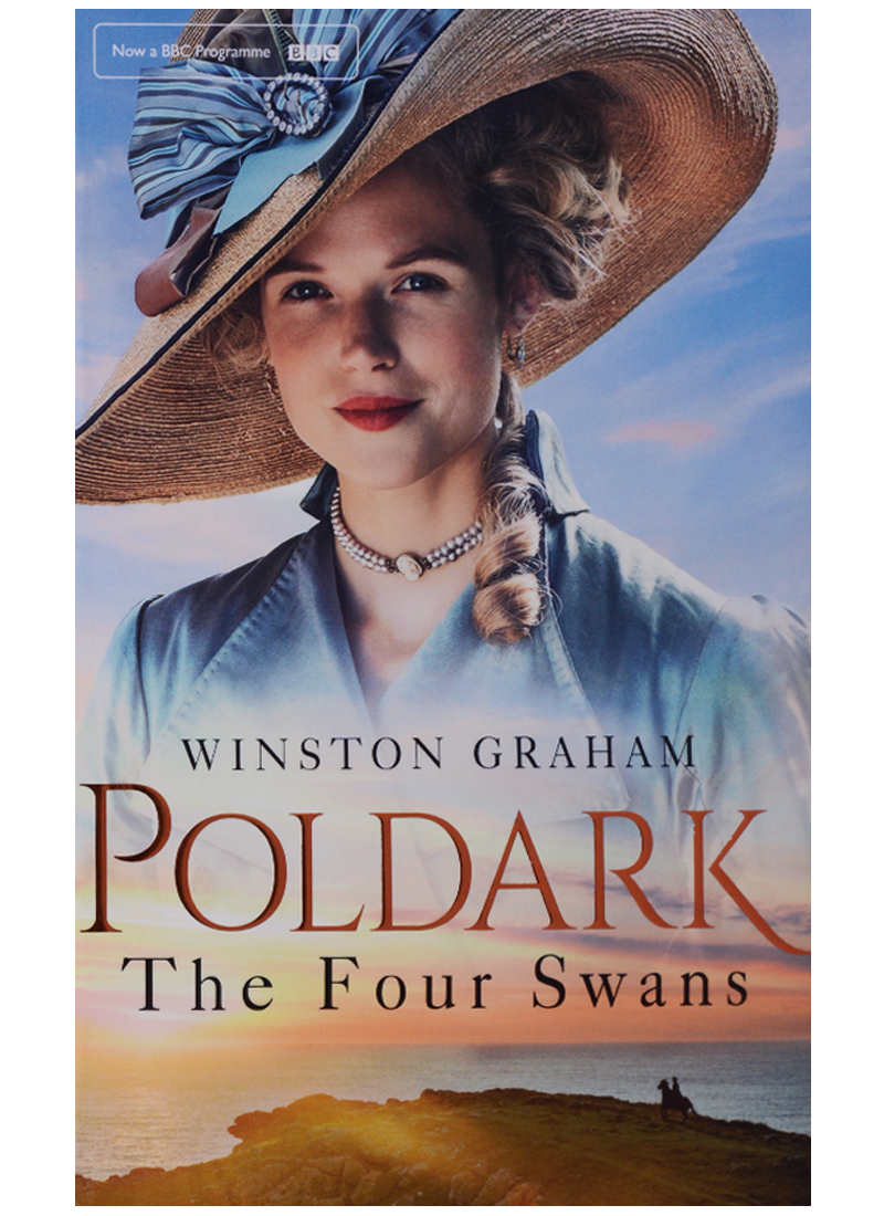 Graham W. Poldark. The Four Swans  ISBN: 9781509856961