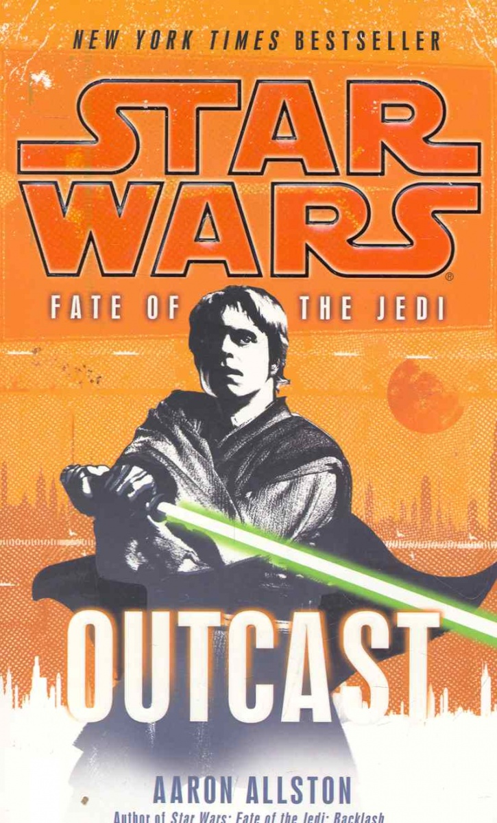 Allston A. Fate of the Jedi: Outcast джозеф конрад an outcast of the islands