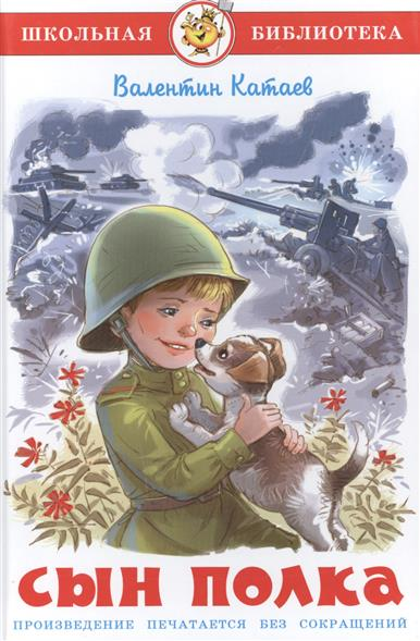 Сын полка, Катаев В., ISBN 9785978110753, 2016 , 978-5-9781-1075-3, 978-5-978-11075-3, 978-5-97-811075-3 - купить со скидкой