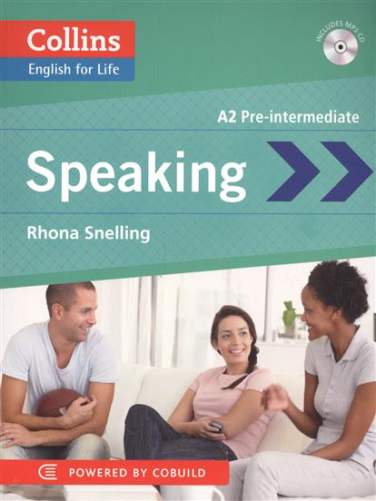 Snelling R. Speaking A2 Pre-Intermediate (+CD) ISBN: 9780007497775 van geyte e get ready for ielts reading pre intermediate a2 isbn 9780007460649