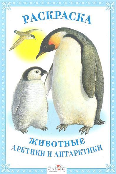 Бастрыкин В.: Р Животные Арктики и Антарктики