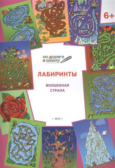 Медов В. Лабиринты. Волшебная страна волшебная страна