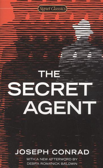 Conrad J. The Secret Agent торшер markslojd conrad 106324