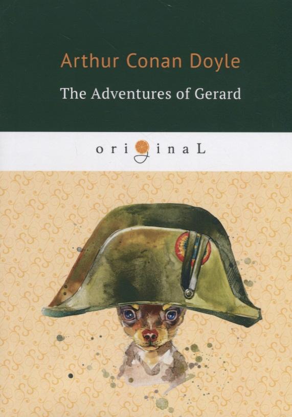 Doyle A. The Adventures of Gerard gerard way gerard way zero zero television all the time