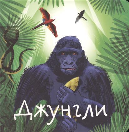 Веркина А. Джунгли штормовые джунгли орлов а