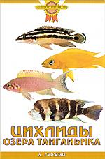 Гуржий А. Цихлиды озера Танганьика а гуржий офисный аквариум