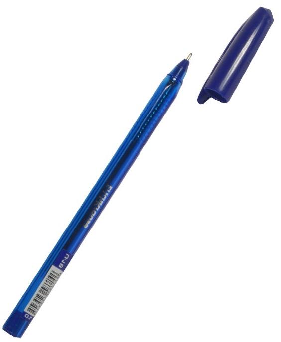 """Ручка шариковая синяя """"U-18"""", 1,0 мм"""