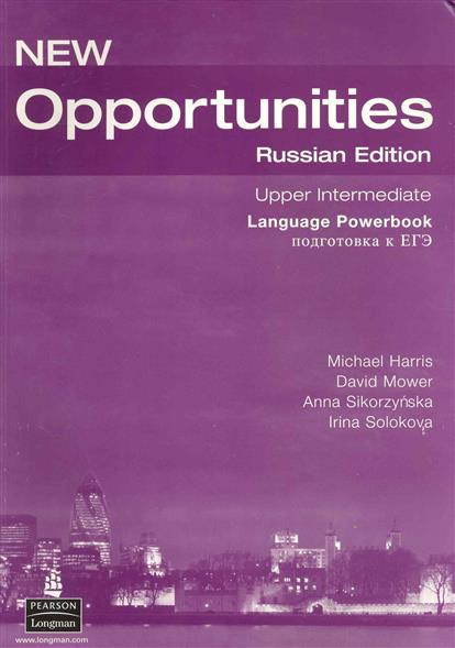 New Opportunities Upper Intermediate LPB