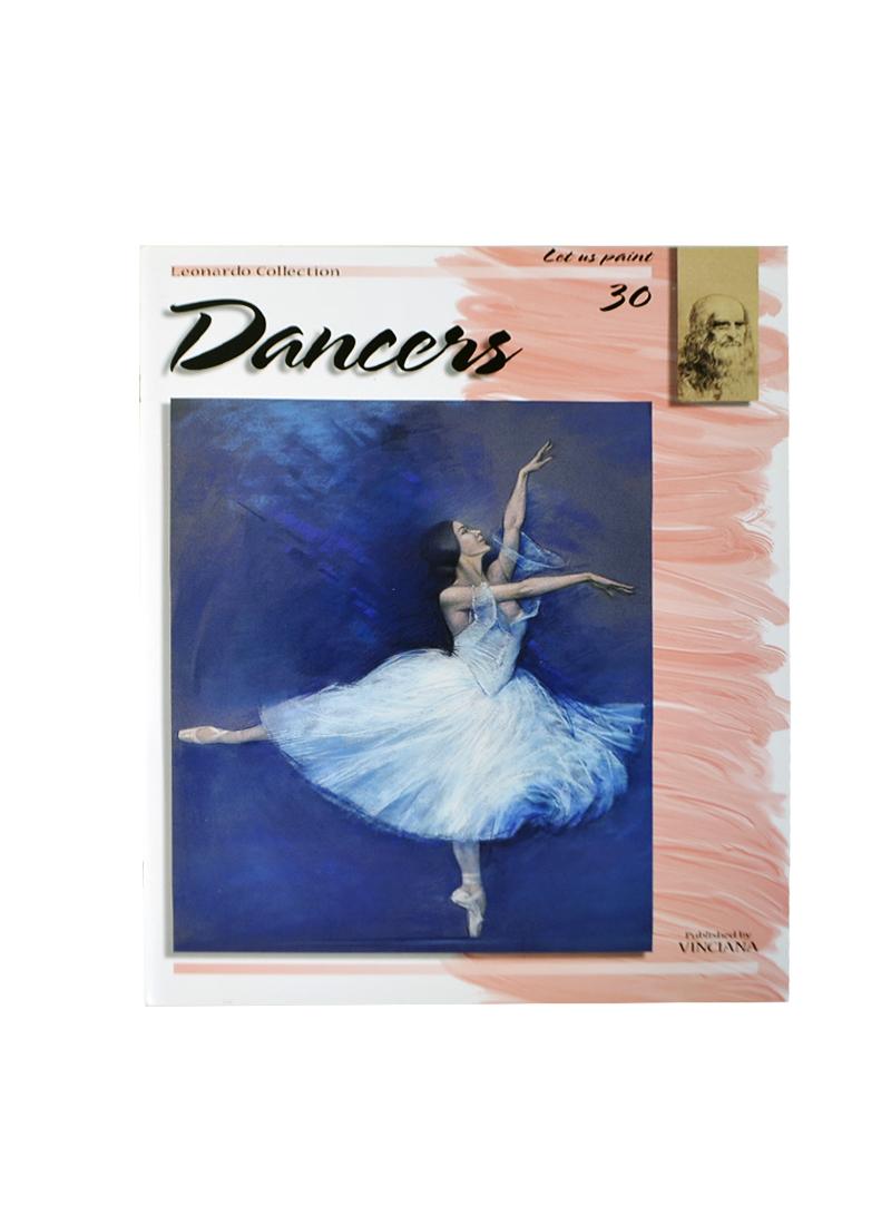 Танцовщицы / Dancers (№30) костюм французской танцовщицы 48
