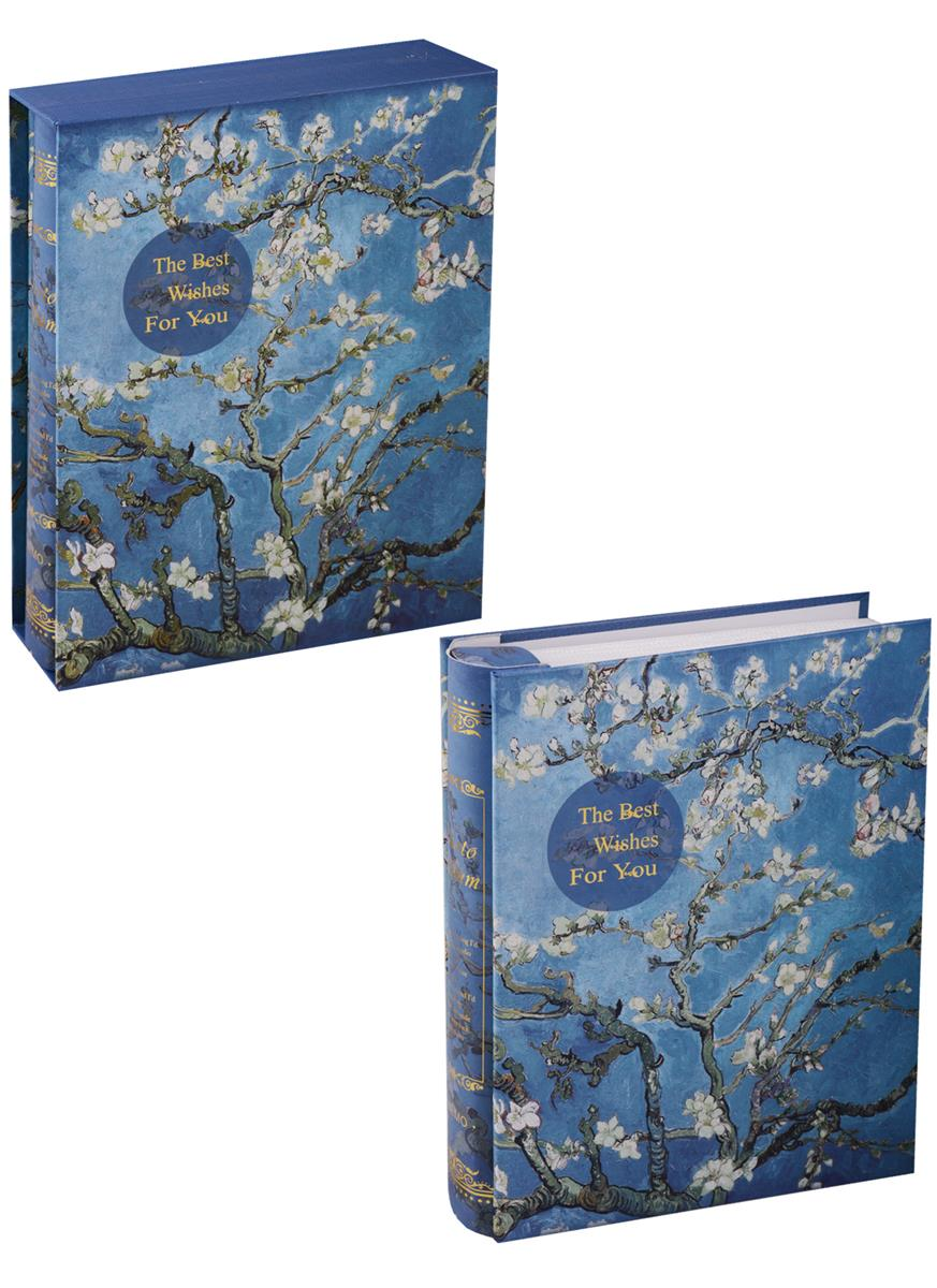 Фотоальбом на 200 фото Ван Гог (10х15) (коробка)