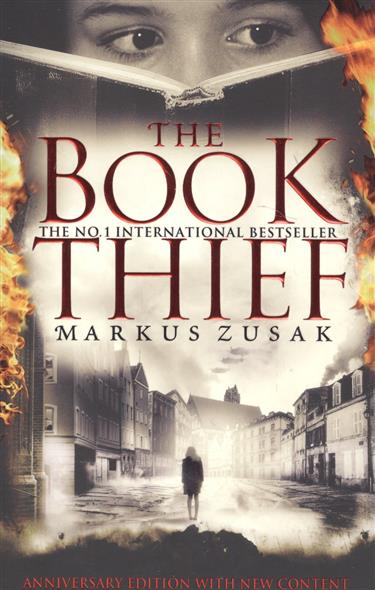 Zusak M. The Book thief. Anniversary edition with new content archie giant comics 75th anniversary book