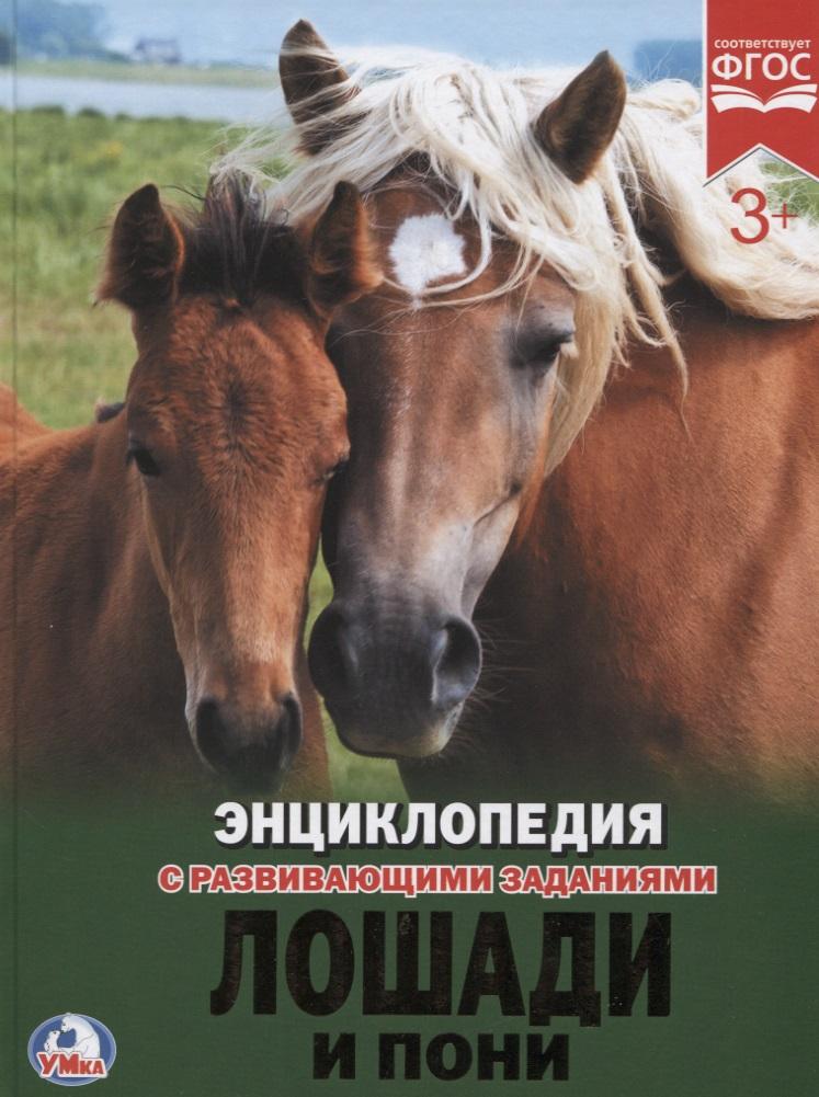 Афанасьева И. Лошади и пони