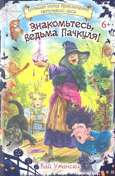 пачкуля ведьма знакомьтесь 2 книга